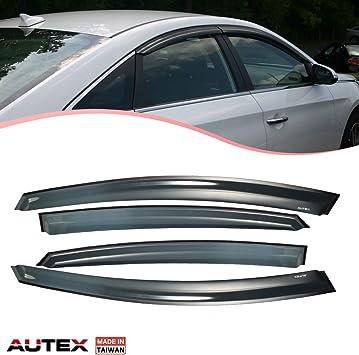 Wind Deflectors Hyundai Sonata 4 doors 08
