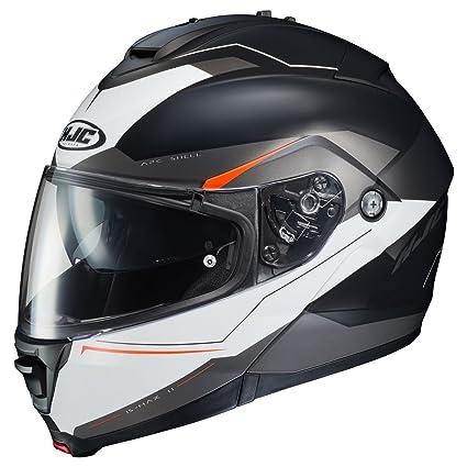 785666b3fe0e5 Amazon.com  HJC Magma Men s IS-MAX 2 Street Bike Motorcycle Helmet - MC-5SF    2X-Large  Automotive