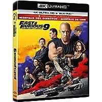 Fast & Furious 9 (4K UHD + Blu-ray) [Blu-ray]