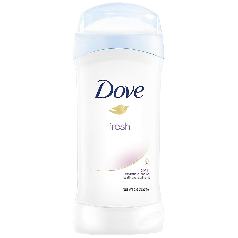 Dove Antiperspirant Deodorant, Fresh 2.6 oz