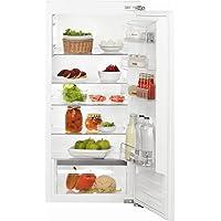 Bauknecht KRIE 2125 A++ Einbau-Kühlschrank/103 kWh/Jahr/210L Nutzinhalt/Leise mit 35 dB/Nische 122 cm/weiß