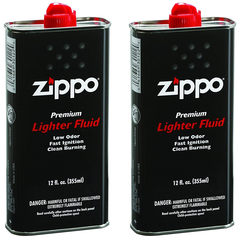 Zippo Lighter Fluid 12 oz. (2 Pack)
