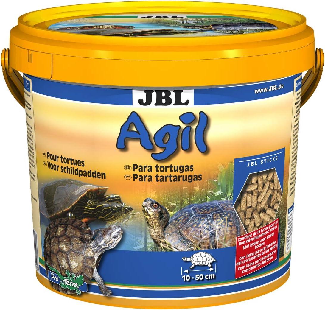 JBL Comida Agil para Tortuga, acuariofilia, 1 l.