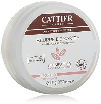 beurre de karite cattier