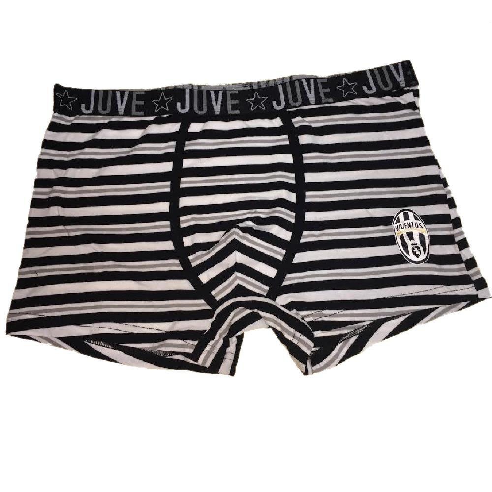 PLANETEX Boxer Ragazzo Juventus FC Abbigliamento Intimo Ufficiale N05669