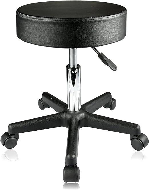Rolling hidráulico giratorio de silla taburete | taburete de ...