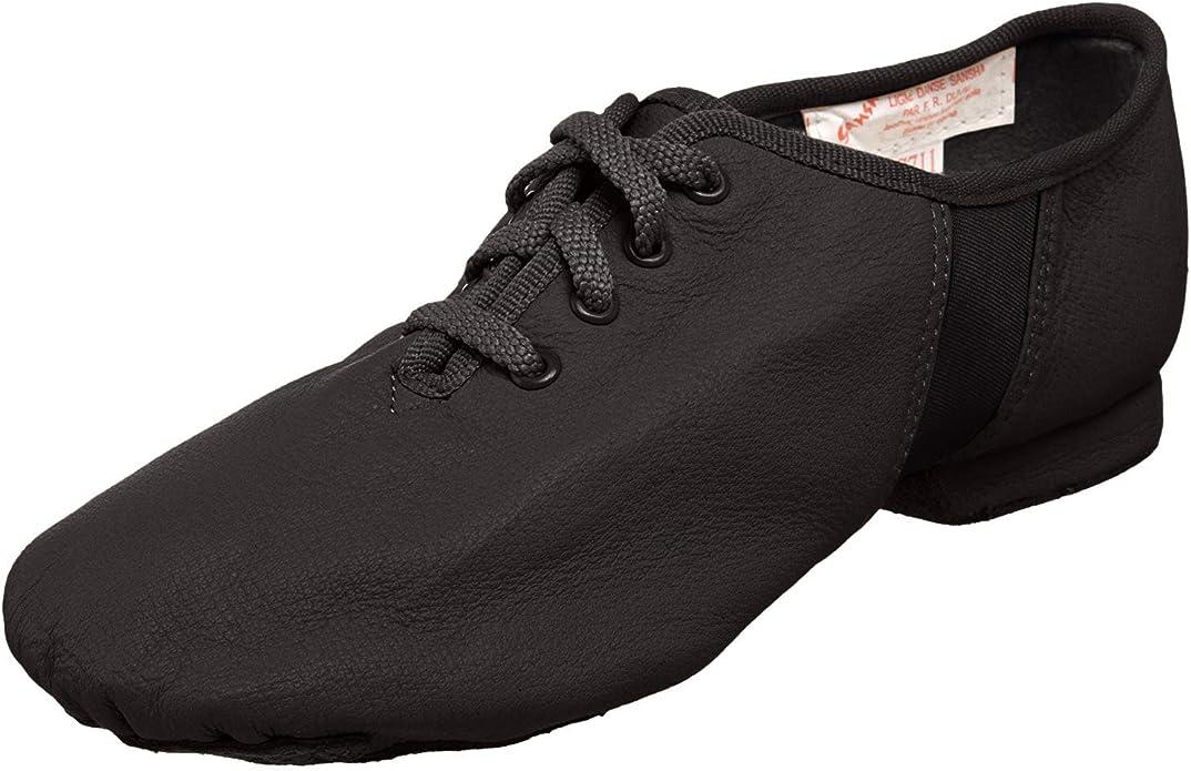 SANSHA Bondi Lace-Up Leather Jazz Shoe