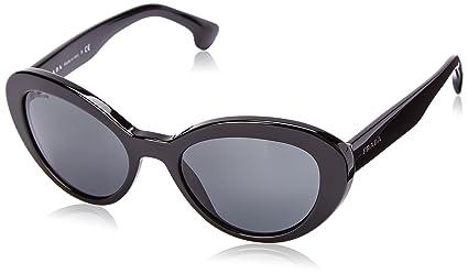 Amazon.com: anteojos de sol Prada PR 15QS – Retrato Color 1 ...