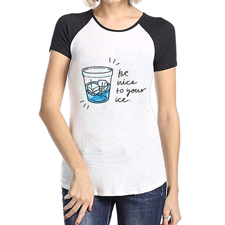 Womens I Love My Moms Shirt Short Sleeve Tunic Tops Casual Blouse T Shirts