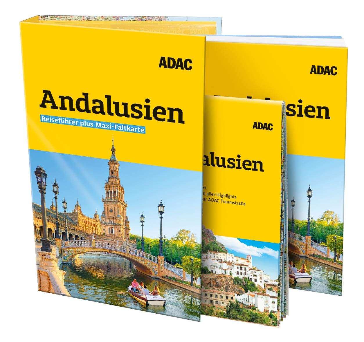 ADAC Reiseführer plus Andalusien (German) Paperback