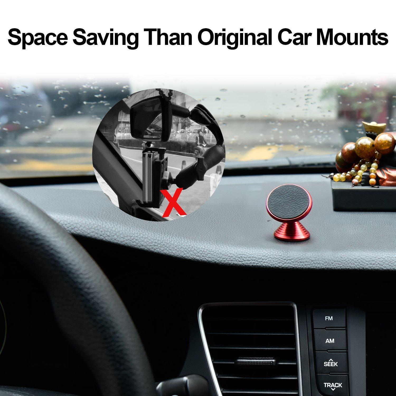 Amazon.com: Car Phone Holder Dashboard Mount, Car Mount Holder ...