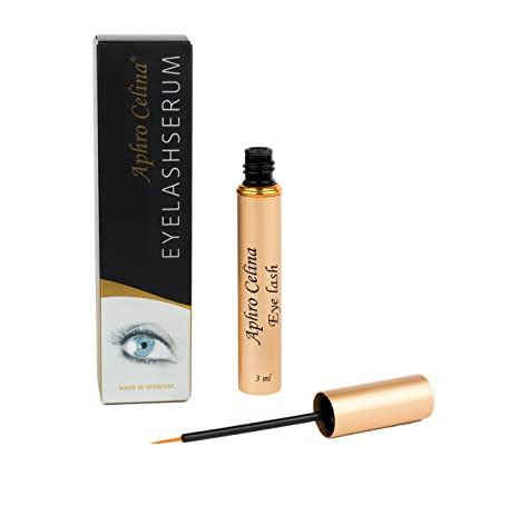 Eyelash Serum by Aphro Celina Eyelash Serum 3ml: Amazon co