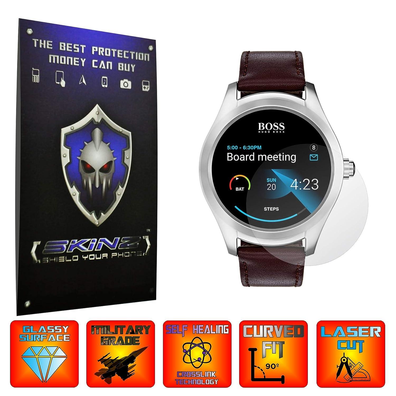 X-Skinz Hugo Boss Touch - Juego de 4 Protectores de Pantalla para ...
