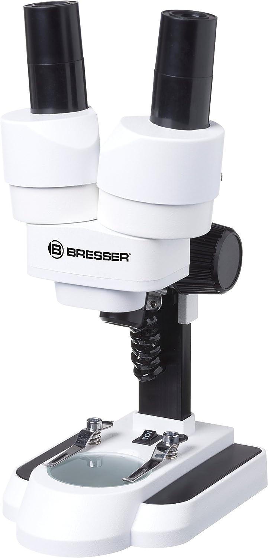 Bresser Junior Stereo 3d Mikroskop Icd Pro Mit 20x Und Kamera
