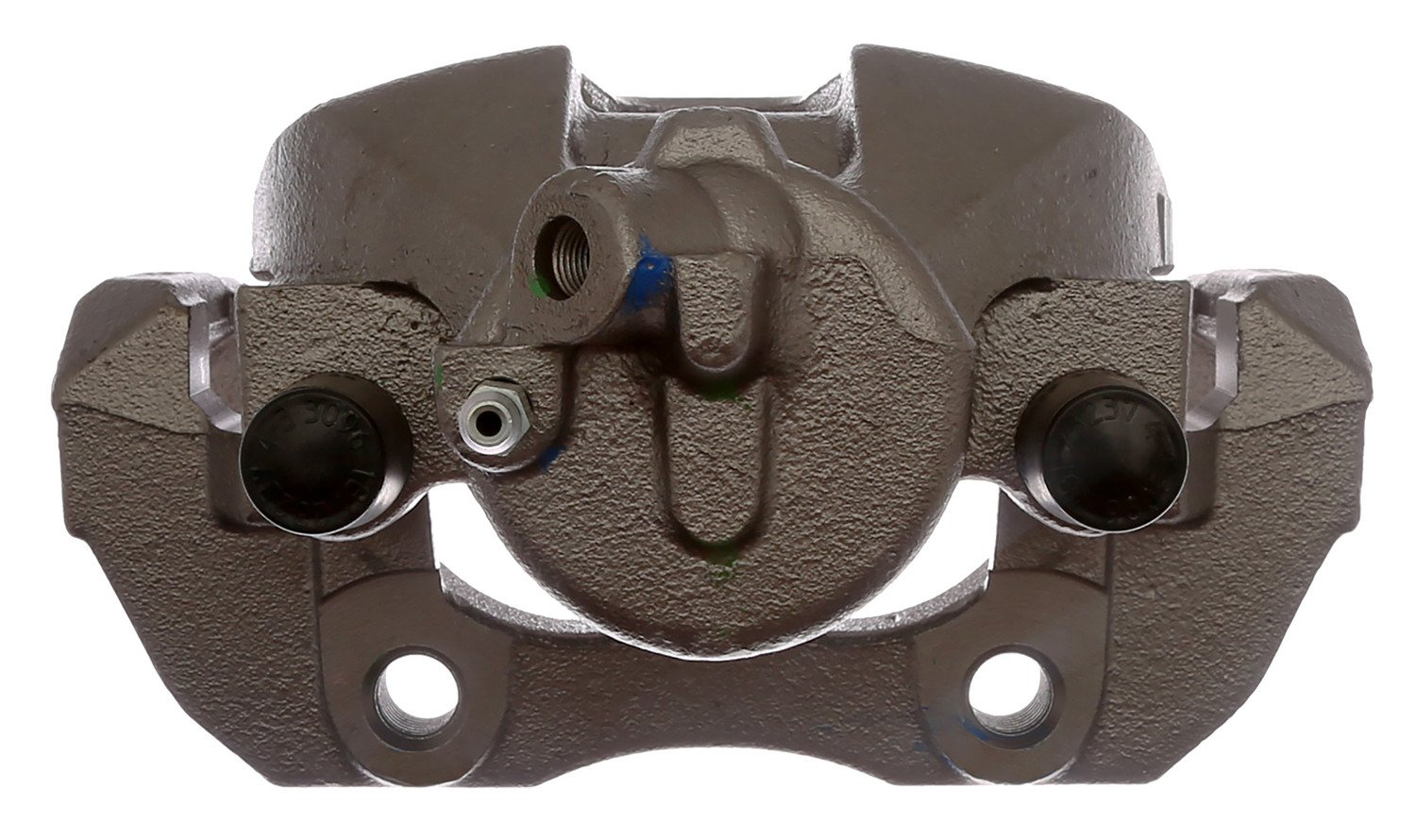 ACDelco 18R12619 Professional Front Driver Side Disc Brake Caliper Assembly with Pads (Loaded), Remanufactured