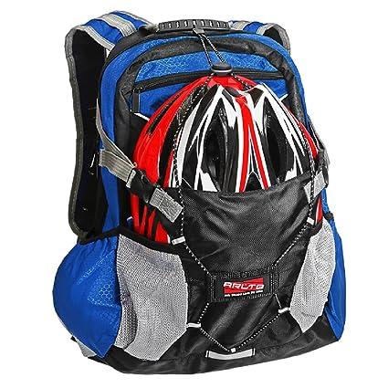 Arltb 20L Bike Backpack With Helmet Storage (2 Colors) Cycling Hiking  Travel Daypack Waterproof
