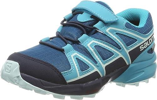 Salomon Unisex Kinder Speedcross CSWP K Trail Running Shoe