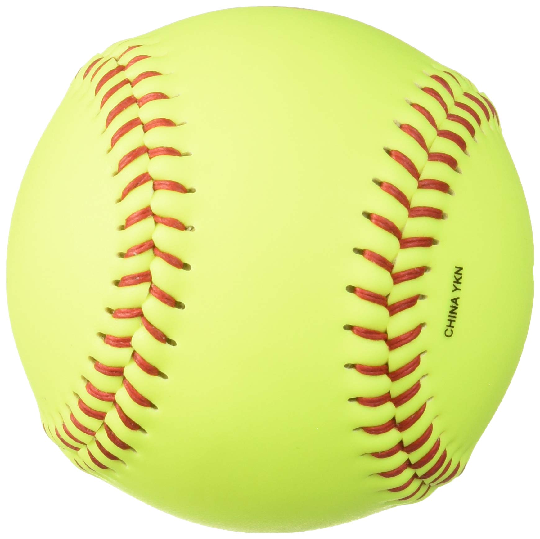 Wilson A9306 ASA Series Softball (12-Pack), 11-Inch, Optic Yellow by Wilson (Image #2)