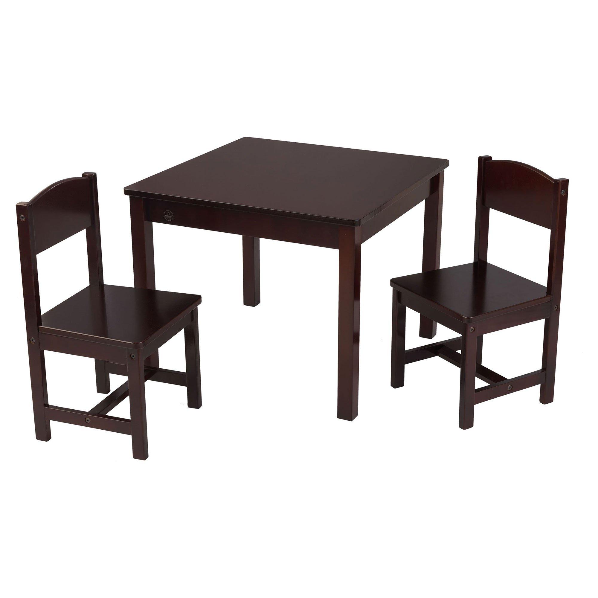 KidKraft Aspen Table & 2 Chairs Table & Chair