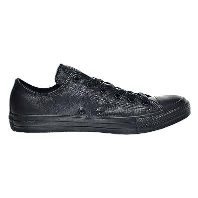 1fc5b61026589 Converse Chuck Taylor All Star OX Men s Shoe Black Mono 135253c (4 D(M