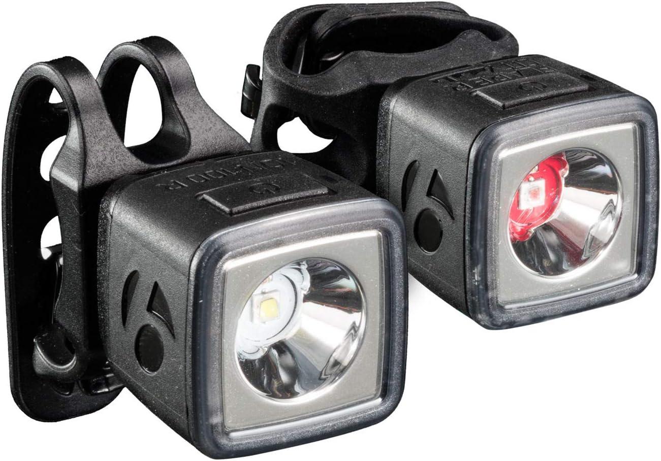 Bontrager Ion 100 R/Flare R City - Juego de luces para bicicleta ...