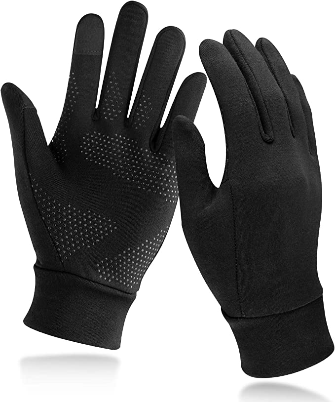 INBIKE Winter Gloves Touch Screen Gloves Windproof Running Gloves for Outdoor and Multisports