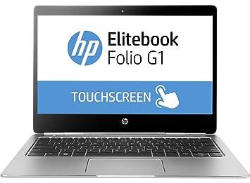 "HP EliteBook Folio G1 1.2GHz m7-6Y75 12.5"" 3840 x 2160Pixeles Pantalla táctil"