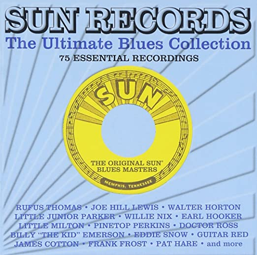 Various Artists - Sun Records: Ultimate Blues Collection - Amazon ...