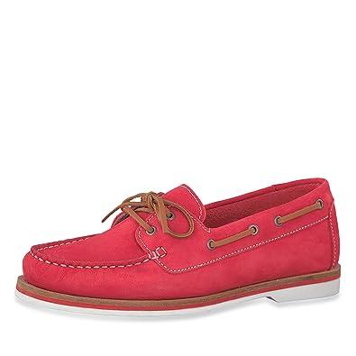 c9a04dbfa67e75 Tamaris 1-1-23616-20 570, Chaussures Bateau pour Femme: Tamaris: Amazon.fr:  Chaussures et Sacs