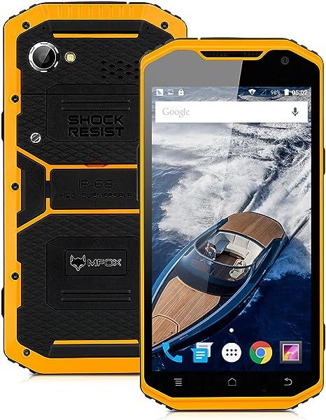 MFox A10 Pro - 4G Smartphone Libre Android 5.0 (Pantalla FHD 6.0 ...