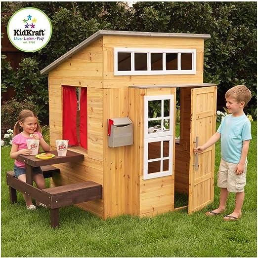 DECOLOOPIO - Caseta de jardín para niños: Amazon.es: Hogar