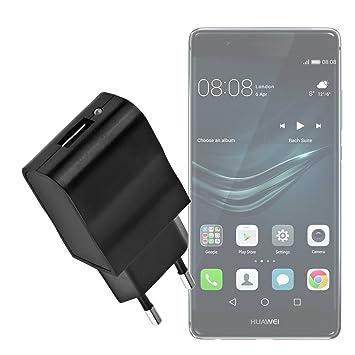 Yayago - 2100 mA Cargador USB de viaje para Huawei P9 Lite ...