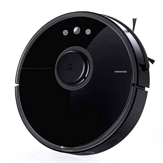 Amazon.com: Roborock S5 Robot Vacuum and Mop, Smart Navigating Robotic Vacuum Cleaner with 2000Pa Strong Suction &Wi-Fi connectivity for Pet Hair, ...