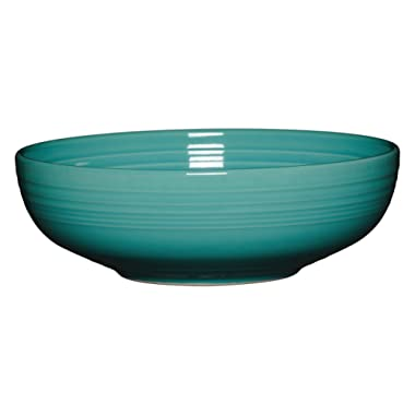 Fiesta 68 oz Bistro Serving Bowl, Large, Turquoise