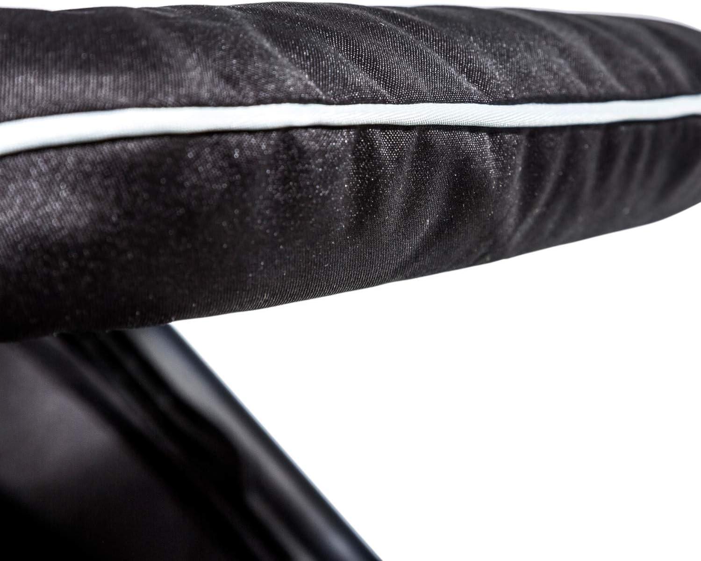 Compacte Si/ège Auto Cosi Gris Poussette Pliable avec Position Couch/ée de 0 Mois Hauck Malibu 4 Trio Set Poussette Combin/ée 3 en 1 jusqu/à 18 kg avec Nacelle