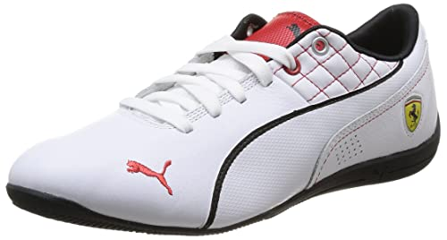 Puma Drift Cat 6 SF Flash, Low-Top Sneaker unisex adulto, Bianco (