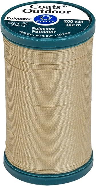 Best Outdoor Upholstery Thread: Coats Outdoor Living Thread