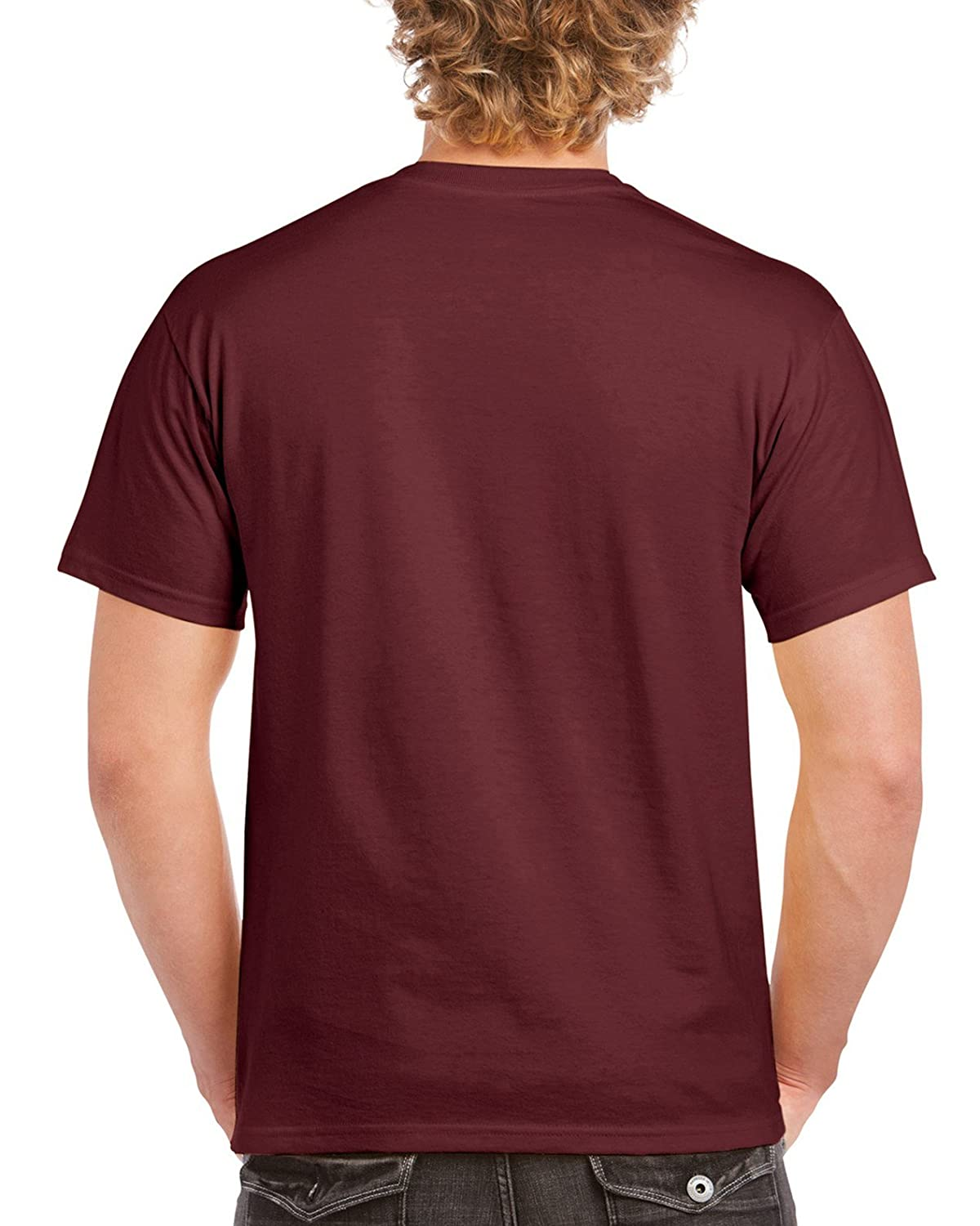 013aa83d Amazon.com: Gildan Men's Ultra Cotton Tee Extended Sizes: Clothing
