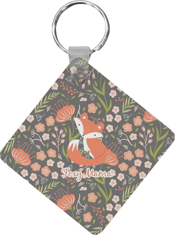 Foxy Mama Diamond Key Chain