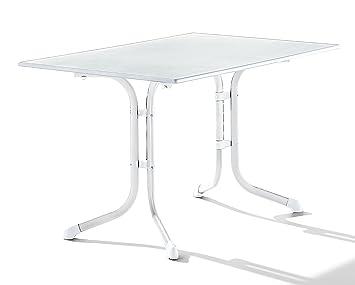 Amazon De Sieger 1160 40 Boulevard Tisch Mit Puroplan Platte 120 X