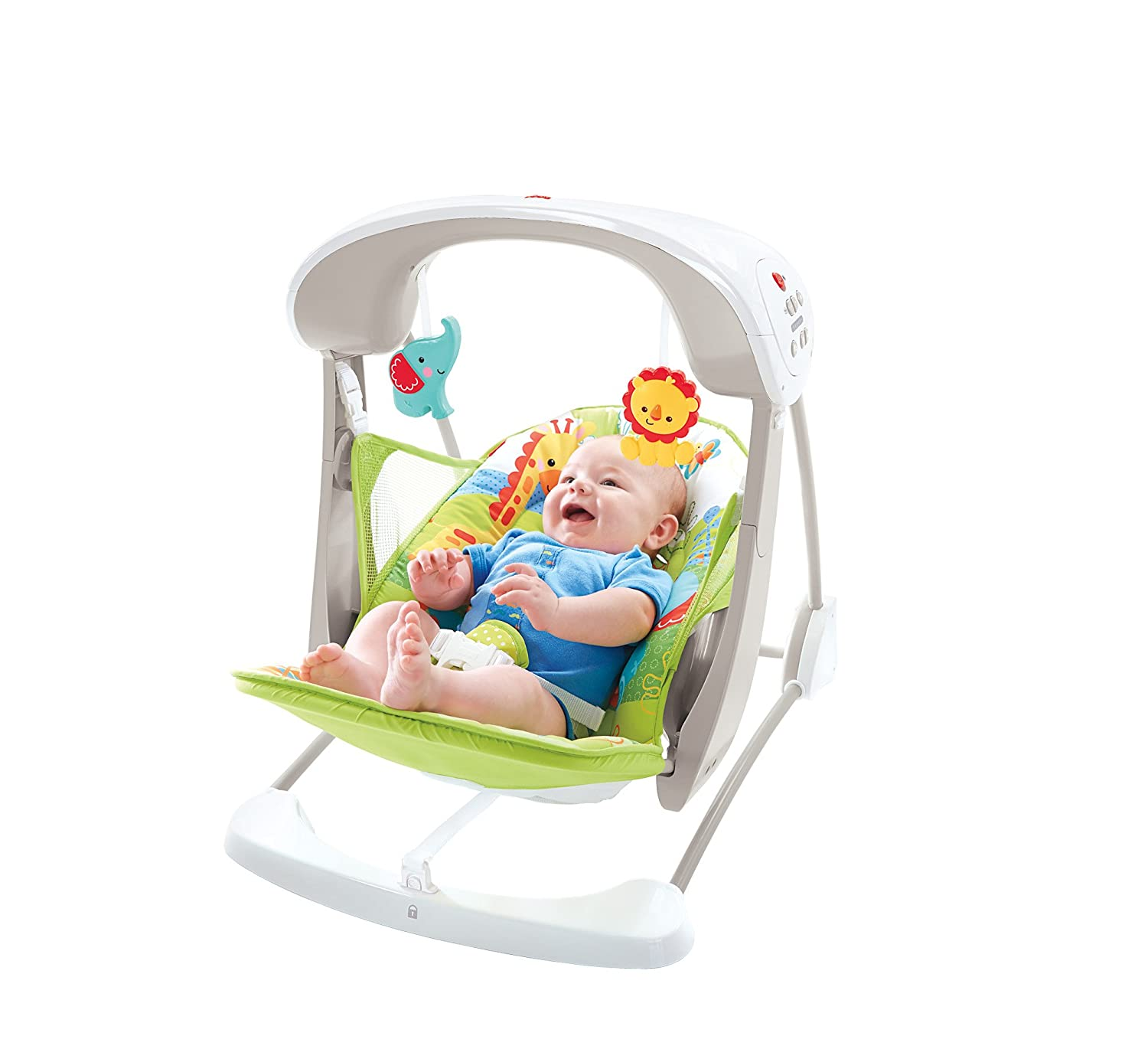 Fisher Price Take Along Swing And Seat, Rainforest Friends, One Size Amazonca