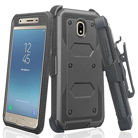 Cell Phones & Accessories Cell Phone Accessories Good 2-layer Case Samsung Sm J337 J337p J337a Galaxy J3 Amp Prime 3 Achieve Star 2018
