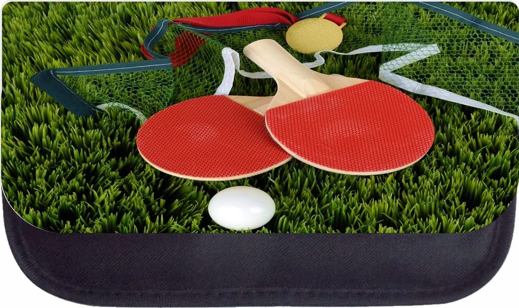 TM Laptop Messenger Bag Tennis Ball and Racquet Rosie Parker Inc