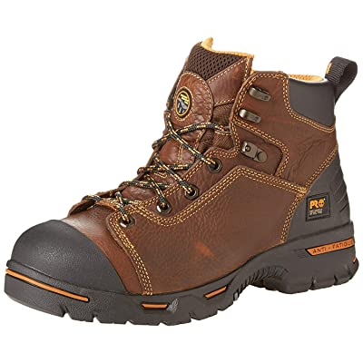 "Timberland PRO Men's Endurance PRO Waterproof 6"" Work Boot 