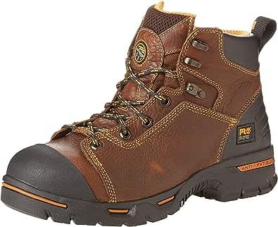 "Timberland PRO Men's Endurance PRO Waterproof 6"" Work Boot"
