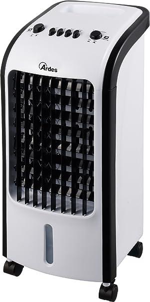 Opinión sobre Ardes ar5r04 RAFFRESCATORE humidificador evaporativo de ambiente, 80 W, blanco/negro