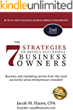 The 7 Strategies of Highly Successful Business Owners - 2nd Edition