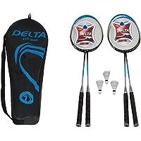 Delta Ds 908 Badminton Raketi, Unisex, Çok Renkli, Tek Beden