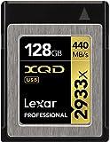 Carte Lexar Professional 128Go 2933x XQD 2.0 - LXQD128CRBEU2933