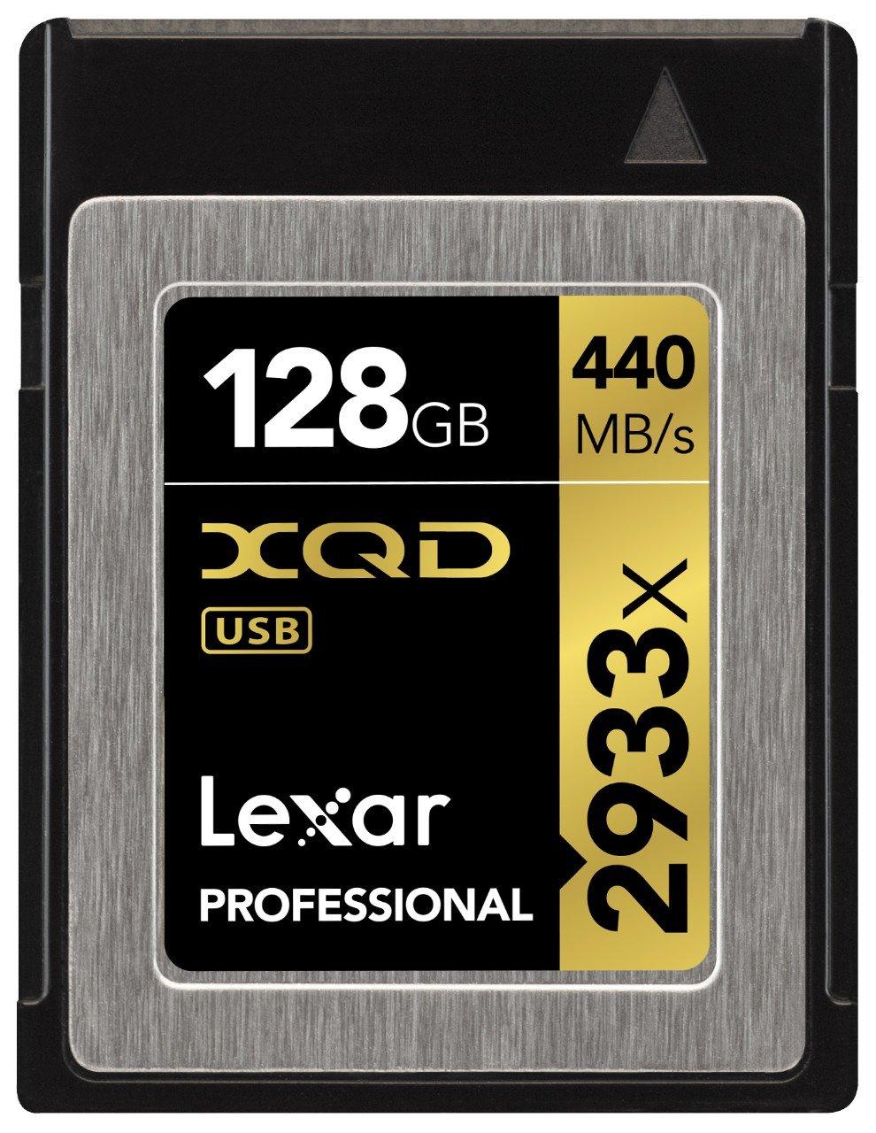 Amazon.com: Lexar 128GB Professional XQD 2.0 2933x Speed ...